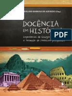 Azevedo (2017) Docência em história - formação do professor pesquisador.pdf