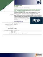 UNI en 13443-1 (2005) Condizionamento Acqua Interno Edifici. Filtri Meccanici. Particelle 80-150 Μm. Prestazioni,Sicurezza,Prove