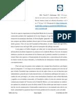 El Consulado de Mercaderes de La Ciudad de Mexico