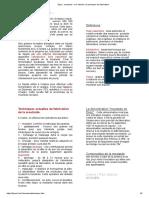 Dijon _ Moutarde - Son Histoire, La Technique de Fabrication