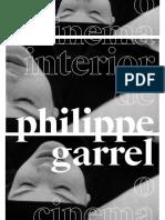 Philippe Garrel_catalogo Virtual