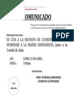 COMUNICADO-Nº-0PARA-EL-DIA-DE-LA-MADRE-ENIAR A LOS DOCENTE.docx
