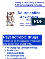 Neuroleptics & Anxiolytics
