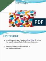 Cours sur les neuroleptiques..ppt