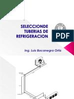Seleccion de Tuberias de Refrigeracion