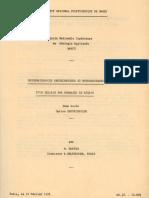 Reconnaissances géotechniques et hydrologiques d'un terrain par sondages et essais