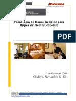Manual de Tecnología de Housekeeping