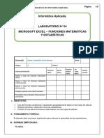 Lab 05 - Excel 2013 - Funciones matematicas y estadisticas 1.docx
