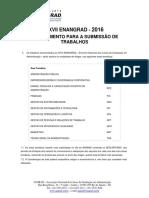 Regulamento do ENANGRAD
