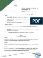 Ordenanza n 62
