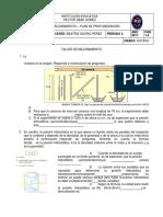 2p - Trabajo de Plan de Mejoramiento 8 Fisicoquimica
