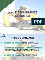 Uso de Manuales Komatsu_1