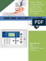 Manual Alarma S120