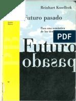 Futuro pasado (Reinhart Koselleck).pdf