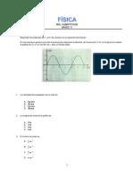 Evaluación Trimestral Física Undecimo 1 Trimestre