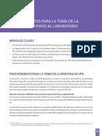 Toma de Citologia Manual VPH Espanol S6