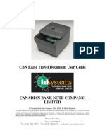 CBN Eagle Travel Document