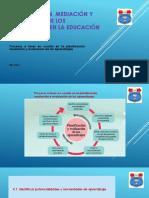 Planificación, Mediación y Evaluación de Los AprendizajesPPT