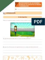 RECONOCIMIENTO DE LOS NÚMEROS DECIMALES EN CONTEXTOS DE MEDIDA Y COMPARACIÓN.pdf