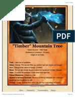 Tabaxi Sorcerer Idea