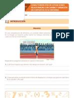 Caracterización de Situaciones Relacionadas Con Cambio y Variación en Contextos de Su Entorno.