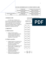 Informe#2-Fisica 1-Grupo 1-Métodos Para La Determinación de Ecuaciones Partículares