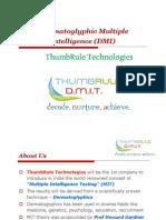 D.M.I.T. Concept PPT (for Franchisee)