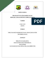 1. Kertas Kerja Program Tunas Kecemerlangan Bersama Komuniti (1.0)