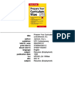 Prepare your CV.pdf
