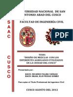 TESIS DISEÑO DE MEZCLAS CON LOS DIFERENTES AGREGADOS UTILIZADOS EN LA CIUDAD DEL CUSCO.pdf