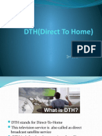 DTH(Direct to Home)