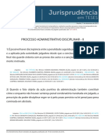Jurisprudência Em Teses 05 - PAD II