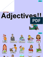 Adjectives - Intro