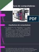 arquitecturadecomputadoras-160824230737