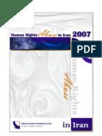 Human Rights Abuse in Iran 2007 - 20 februari 2008