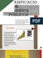 Clasificacion de Ingresos Públicos.pptx