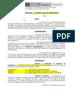 1.-RD de Conformacion de Inventario