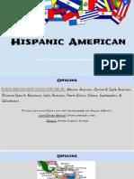 hispanic american culture