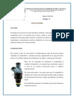 Inyecores y Acelerador Electrònico TCA (AUTOTRÒNICA)