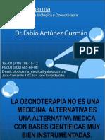 Introduccion a La Ozonoterapia