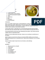 recetas guatemaltecas