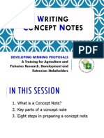 3 - Writing Concept Notes 2
