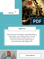 Ideario Republicano y Liberal