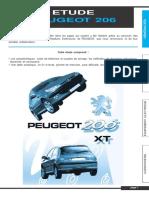 Peugeot 206 Manual de Taller