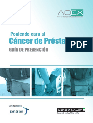 prevencion de ca de prostata ppt
