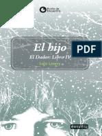 The Giver #4- El Hijo.pdf