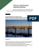 5.5 Tourisme Nouvelle Aquitaine