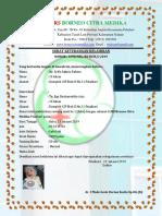 Surat Keterngan Lahir by Ny Wahyuni Eka K.