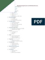 Curso de HTML 4