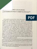 O'Donnell - Democracia, agencia y estado